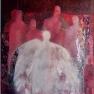 - White silhouettes 1 -  50/100  cm