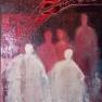 - White silhouettes 2 -  50/100  cm